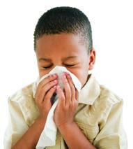 It may ease your mind to know that many colds go away by themselves and do not lead to anything worse.