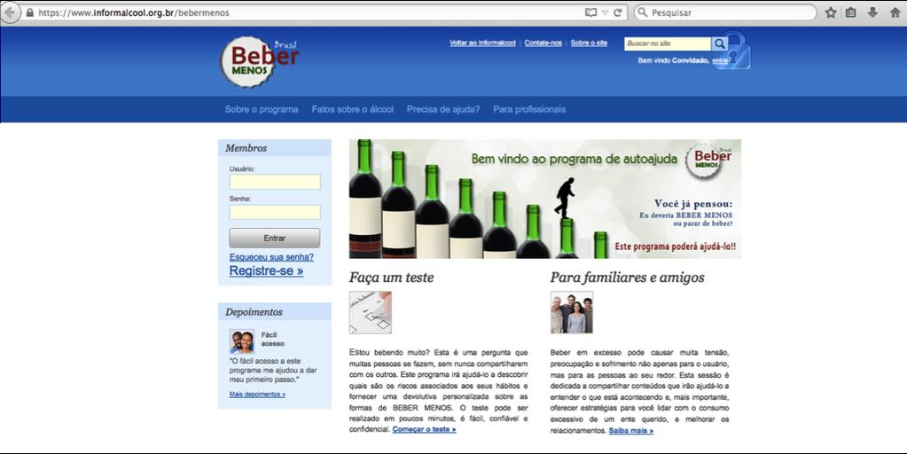 drinkers developed in collaboration with universities and research institutes from Brazil, India,