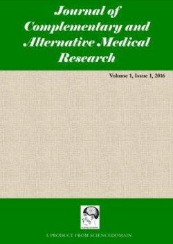 Journal of Complementary and Alternative Medical Research 4(3): 1-13, 2017; Article no.jocamr.