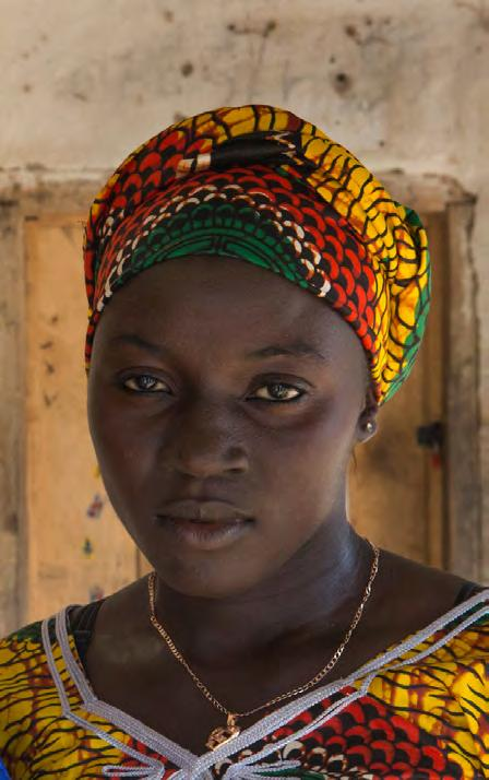 Freedom From Fistula: : Hiding in the Bush Name: Delba Jawara Town: Kabala Delba spent six years hiding in the bush after a traumatic birth left her incontinent.