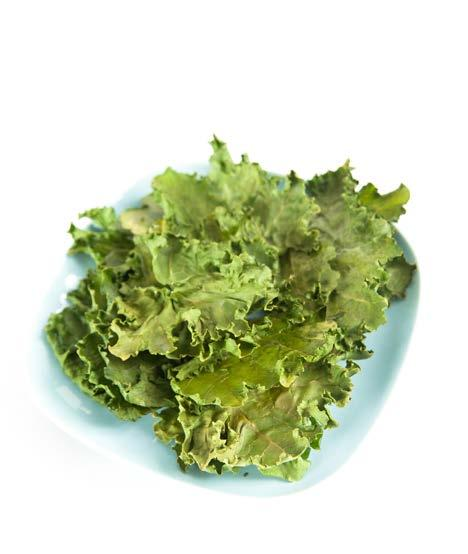 Kale Chips fit tip: when grabbing a snack. Fuel your body with a healthy choice.