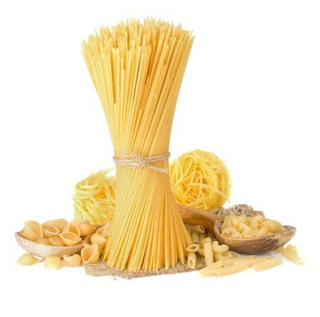 White Pasta fit tip:. Choose whole-grains when picking your breads and pastas.