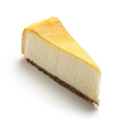 Cheesecake fit tip: Wait 20 minutes after dinner before reaching for dessert.