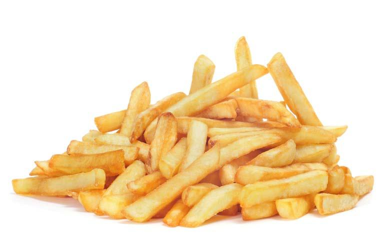 French Fries fit tip:. Don t let advertisers trick you into eating unhealthy foods.