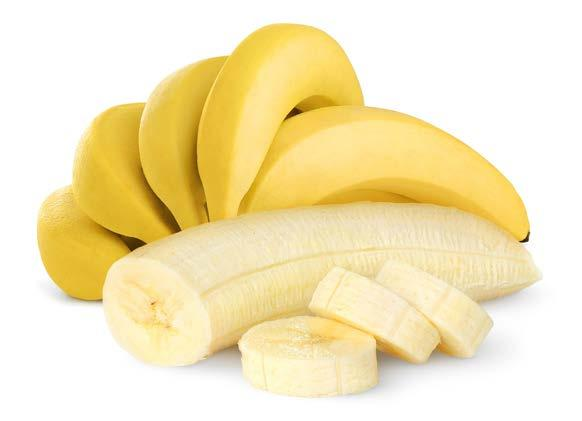 Banana fit tip: Eat a banana for your snack.