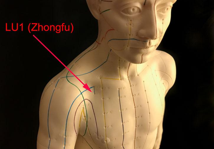 Acupuncture Stops Coughing, Soothes Passages 07 JUNE 2017 Researchers find acupuncture effective for the alleviation of chronic coughing.