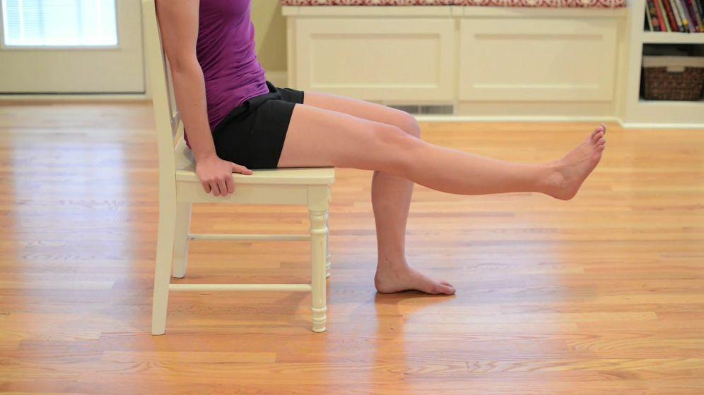 Short Arc Knee Extension Sets 2 Reps 15 Sessions per day EVERY OTHER DAY Move through 90-45 degrees.