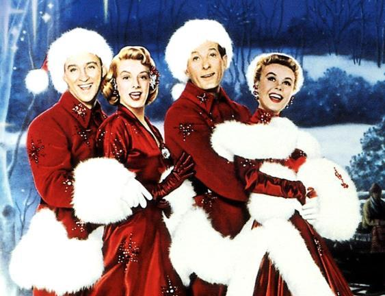 White Christmas Monday 19 th December 2016 An old time Christmas Classic with Bing Crosby singing