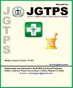 ISSN: 22-7346 B. Sujatha et al. / JGTPS/ 5(3)-(2014) 1973 1978 (Research Article) Journal of Global Trends in Pharmaceutical Sciences Journal home page: www.jgtps.