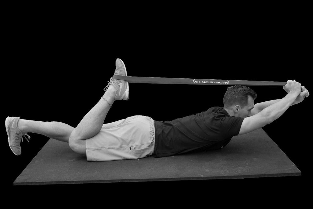 Hip Flexors Stretch.