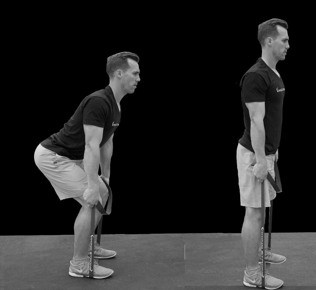Deadlift. Deadlift builds core stability. The deadlift directly targets all of the major muscle groups responsible for correct posture and core strength.