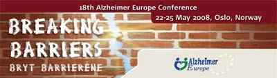 AE Calendar The following meetings will be attended by representatives of Alzheimer Europe: Date Meeting AE Representative 5 May Meeting with German Health Ministry Georges Jean 9 May Meeting with