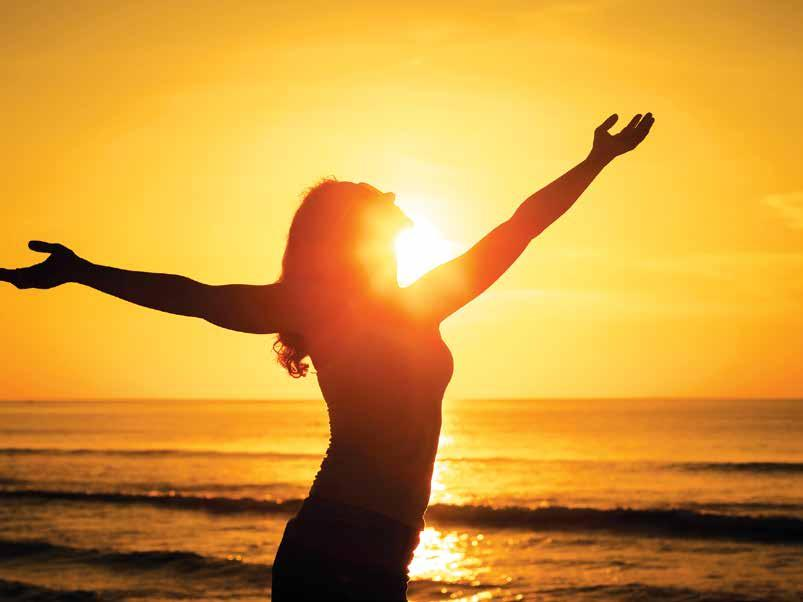CARDIOVASCULAR SUPPORT Take the Pressure Off with Sun-Therapy by Afreen Zama Anwar As the days get longer, and the weather gets warmer, it is a great way to make the most of the daylight indulging in