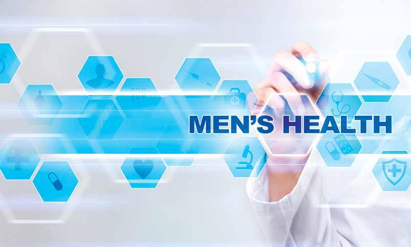 LIFESTYLE STORY Getting All the Details on Men s Health by Cassandra Rodriguez Staying on the top of your health can be difficult, but rewarding.
