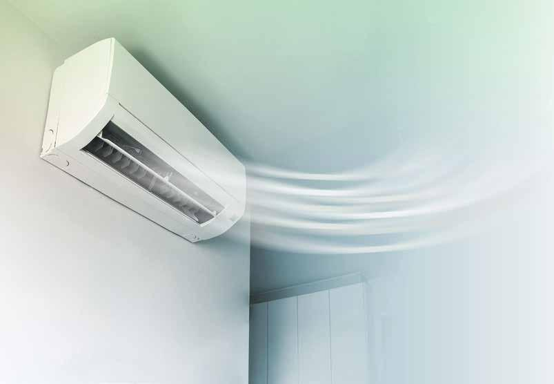 LIFESTYLE STORY Managing Your AC for Indoor Air Quality by Cassandra Rodriguez When the heat waves hit this season, it s important to cool down to avoid heat strokes and uncomfortable humidity.
