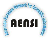 AENSI Journals Advances in Environmental Biology ISSN-1995-0756 EISSN-1998-1066 Journal home page: http://www.aensiweb.