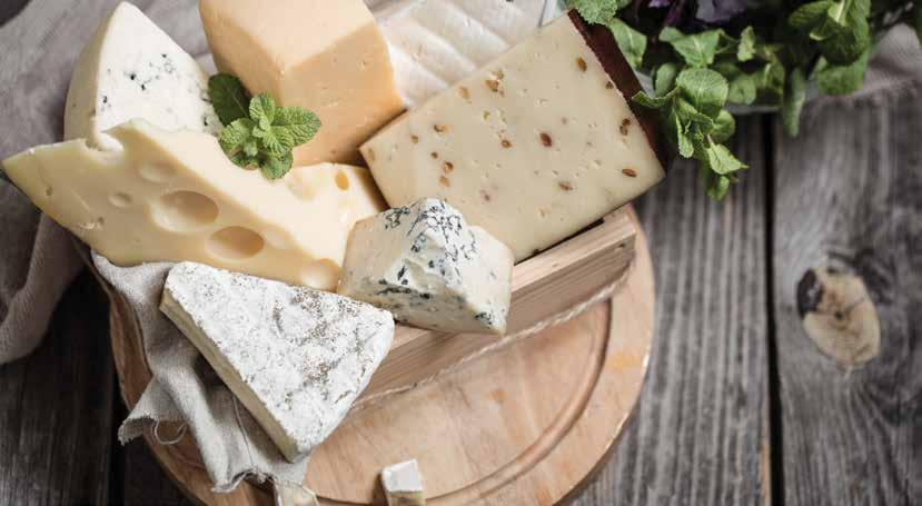 Cheese Structure, Chemistry and Microbial Activity and Their Impact on Cheese Quality, Flavour, Product Choice and Innovation Cheese Why is Cheese Structure Important?