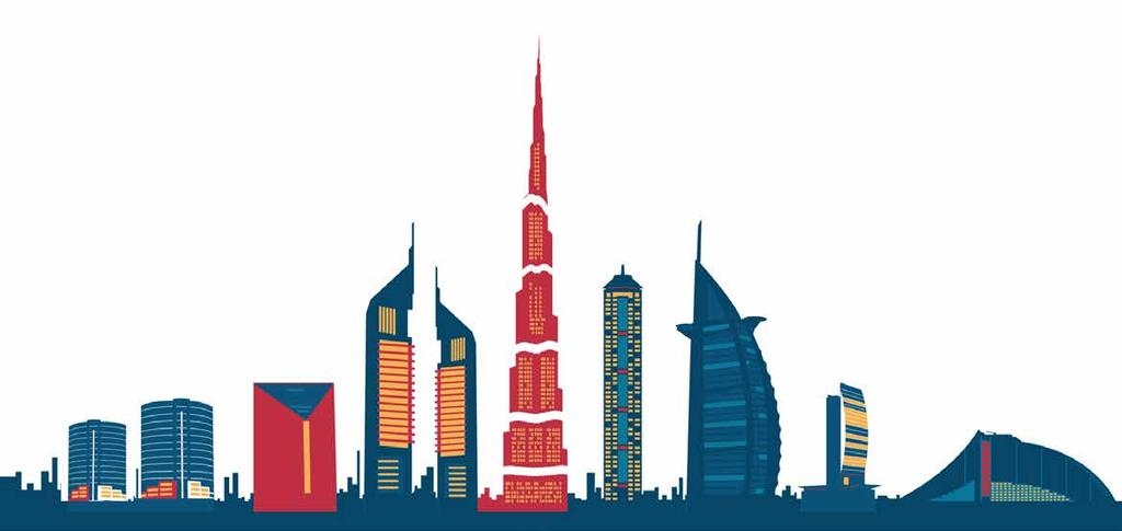 Venue & Hospitality Dubai has grown as a city and global business center of the Middle East. It is also an important transportation center for passengers and goods.