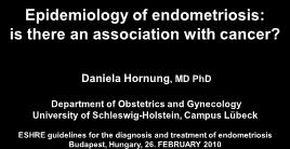 Epidemiology of endometriosis: is there an association with cancer?
