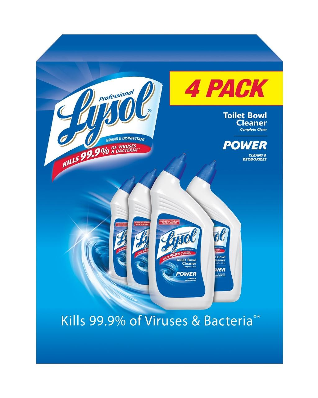 New Products from LYSOL - PDF