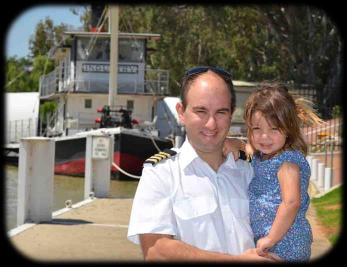 Nicholas Sciancalepore ~ Class of 2007 Renmark man Nicholas Sciancalepore is now the second youngest Master working on the Murray River after being elevated to captain of the ps Murray Princess.