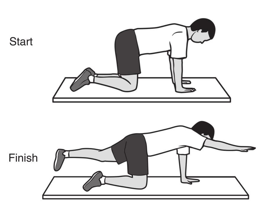 STRENGTHENING EXERCISES 6.
