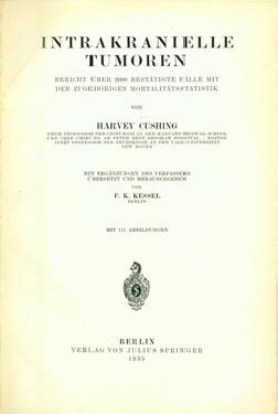 From the library of Dr. Ralph W.