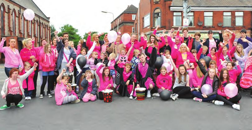 local stories morris dancers are real gems Irlam Gems Morris Dancers recently arranged a fun walk and fun day in aid of Bev Slater, who sadly lost her fight with cancer this year.