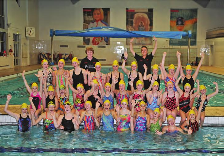 local sport synchro girls in top form 2013 has been a busy year for the girls of the Irlam based City of Salford Synchro Team Coach Jess Fletcher told M44 Sport, I am very proud to share with you the