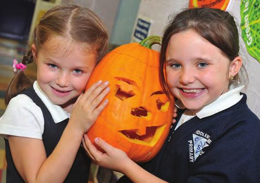 local stories news pumpkins carved at fiddlers lane Around 50 families took part in the Fiddlers Lane Primary School Family Pumpkin Carving Session (pictured) as part of the schools Halloween fun