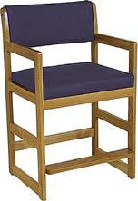 Width Depth Height 011210 30 24 33 Hip Chair Each chair is shipped fully assembled ready for use.