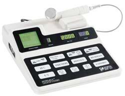 Therapeutic Modalities IONTOPHORESIS Ionto Device 2 channels to treat 2 sites or deliver 2 medications simultaneously.