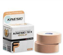 Clinical Supplies KINESIO TAPING PRODUCTS Kinesio Tex Classic Hypoallergenic and latex free.