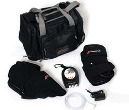 PPKT *Each PowerPlay Therapy Kit includes 2 wraps with gel packs, battery-operated pneumatic