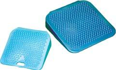 Advanced Users FitBALL Wedge Used as a posture correcting seat cushion or lumbar support.