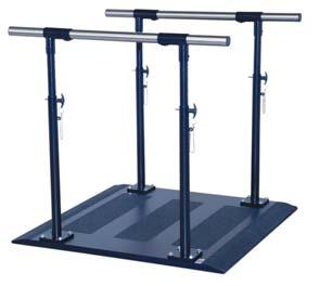 090281 overall footprint 43 x 50 Shuttle Balance Professional Simulates a slip through motion in all horizontal planes.