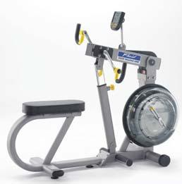 UPPER BODY EXERCISE EQUIPMENT (CON T) Exercise Equipment SciFit PRO1000-INT Sport Bi-directional resistance allows user to pedal both forward and in reverse with resistance.