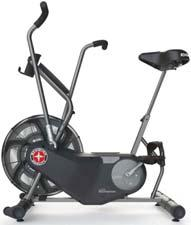 Exercise Equipment SciFit ISO7000-INT Bikes Bi-directional resistance allows the user to pedal in both the forward and reverse direction with resistance.