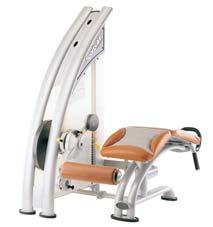 040745 87 59 77 Independent Lat Pull Down Gas assisted seat adjustment.