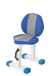 040629 Adjustable chair for use with HUR Easy Access Line of Equipment Easy Access Chair 9050 040629 20 17 30 Lat Pull