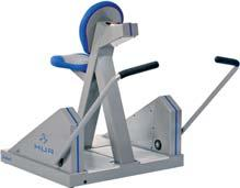041591 Includes resistance adjustment, adjustable seat and duplicate handgrips.