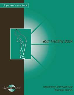 053051 For your Back For Your Neck Use alone or as the companion manual to the Neck Care Program.