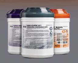 Sani-Cloth AF3 Large Canister Sani-Cloth AF3 X-Large Canister Reorder # P13872 P63884 Sani-Cloth Bleach Large Canister Sani-Cloth Bleach X-Large Canister Reorder #