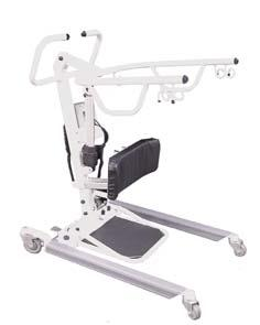 36-60 ) 050432 Deluxe Padded X-Large 600lb (torso 59-79 ) 050433 Buttocks Support Strap for Stand Assist 400lb 050434 Buttocks Support Strap for Stand Assist 600lb Apexlift Stella 600 lb Stand Assist