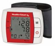 WRIST MONITORS Heart Smart Digital Premium digital wrist blood pressure monitor Displays systolic, diastolic and pulse readings simultaneously Irregular