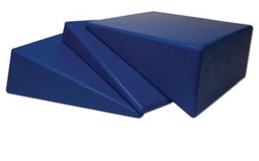 These versatile wedges are ideal for gross motor activities such as rolling, tumbling and walking up or downhill.