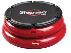 020730 Bosu Complete Workout System BOSU Sport 55 cm 020732 55cm Bosu Sport Step360 Pro The Step360 delivers a balance challenge that stimulates the muscles