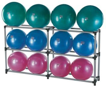 Weight, and Sturdy Hard PVC Tubing 022735 8 Ball Rack - Black/Gray 022736 8 Ball Rack