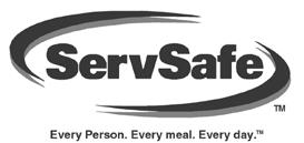 SERVSAFE SCHEDULE Anchorage Certified Food Protection Manager Course Contact Alaska CHARR at 274-8133 to pre-register for this all day course. Class begins at 8:30am and ends at approximately 5:30pm.
