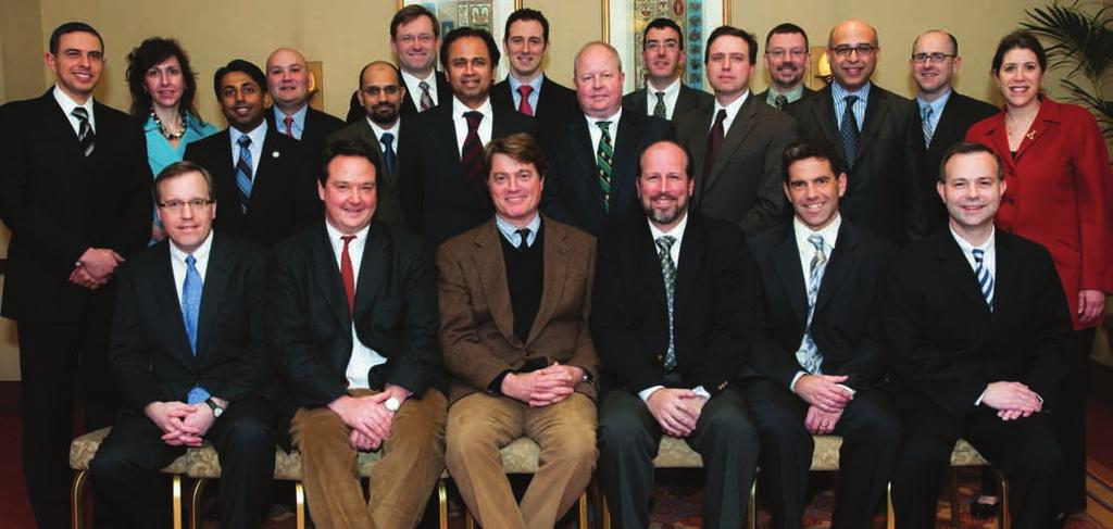 2010 CNS OFFICERS AND EXECUTIVE COMMITTEE Gerald E. Rodts, Jr.
